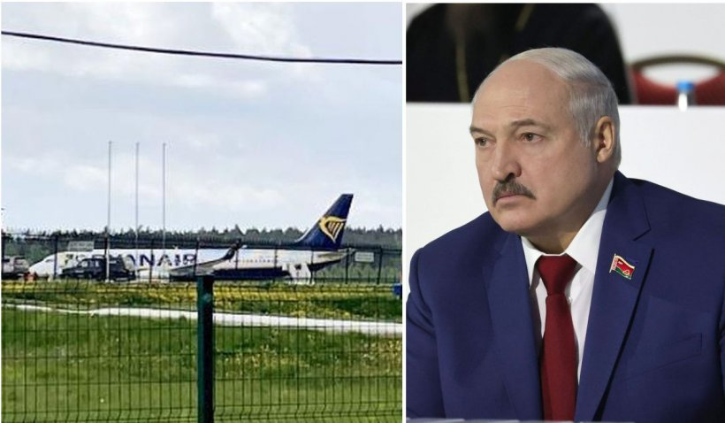 """NATO și liderii europeni îl avertizează pe Lukașenko după deturnarea avionului de pasageri: """"Vor exista consecințe!"""""""