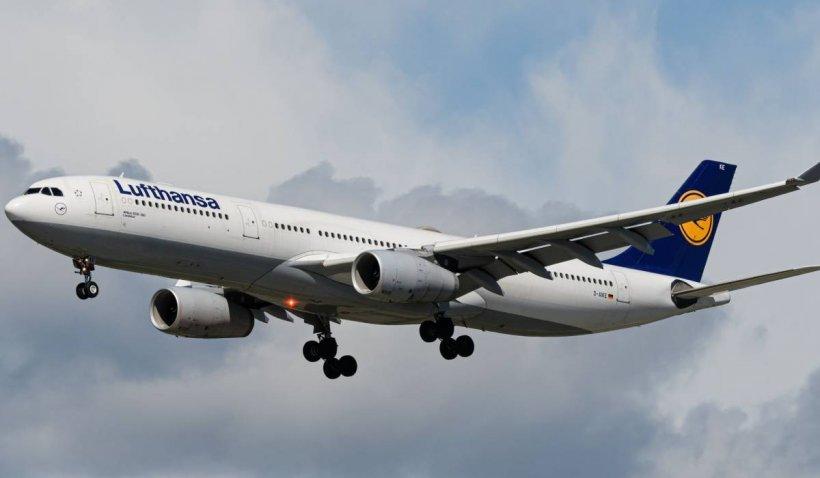 Un avion al companiei germane Lufthansa a fost percheziționat pe aeroportul din Minsk