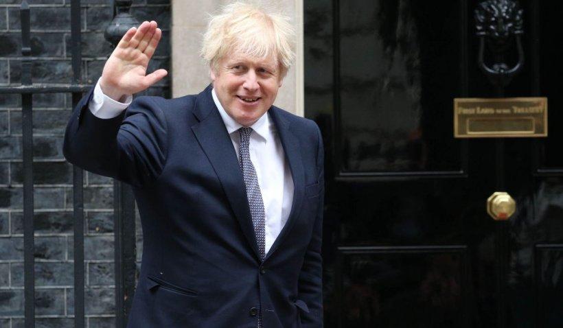 Boris Johnson se pregătește de nuntă! Cum arată mireasa cu 23 de ani mai tânără decât premierul britanic