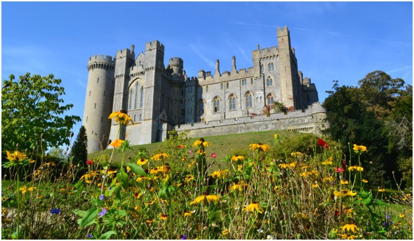 Castelul Arundel din Scoția a fost jefuit. Hoții au furat obiecte în valoare de peste 1 milion de lire sterline