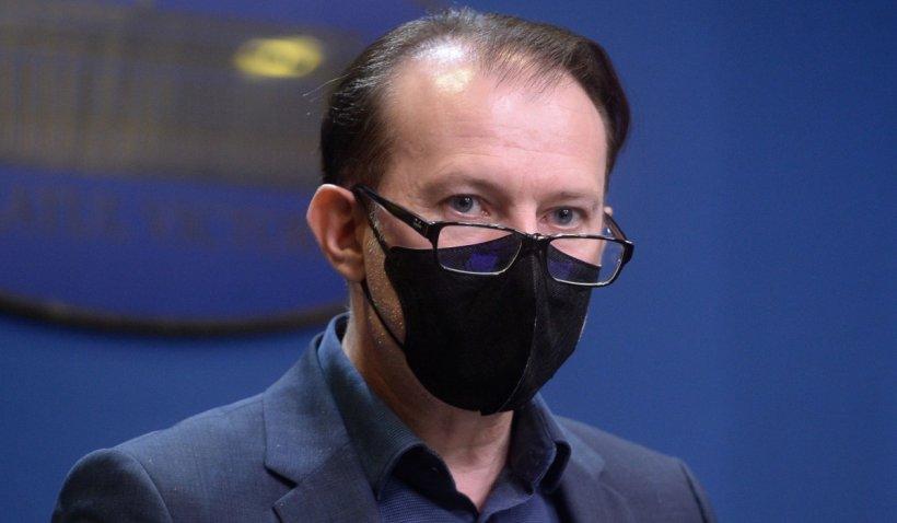 Florin Cîțu îl contrazice pe Ludovic Orban: Guvernul a decis că vaccinul anti-COVID rămâne gratuit