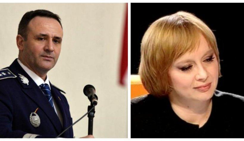 Foştii şefi ai Academiei de Poliţie au primit câte 3 ani de închisoare, în dosarul şantajării Emiliei Șercan