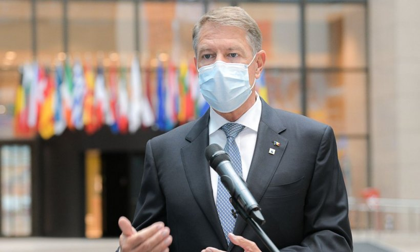 """Klaus Iohannis: """"Trebuie să avem grijă ca certificatul de vaccinare să nu ducă la discriminare între cetățeni"""""""
