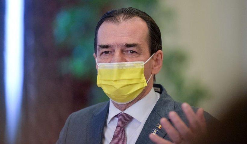 """De ce lipsește Florin Cîțu de la aniversarea PNL. Orban: """"Lipsește motivat. E dedicat PNRR"""""""
