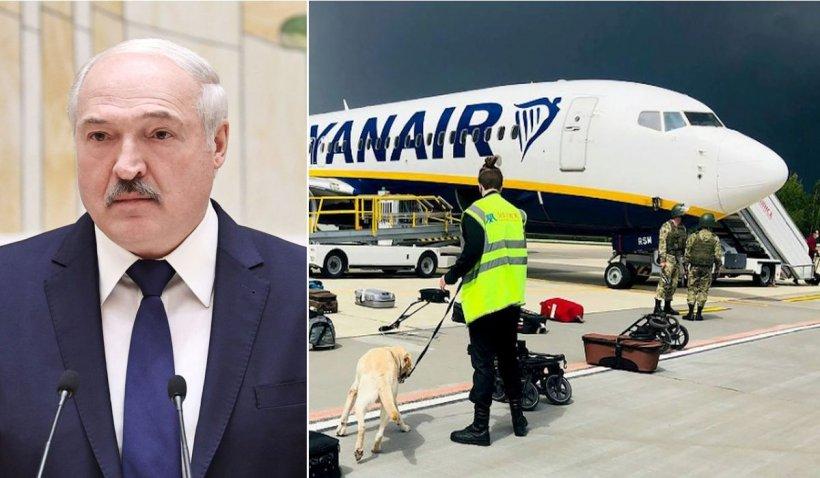 Lituania suspendă zborurile peste Belarus. Prima reacție a regimului Lukașenko, acuzat de deturnarea unui avion cu pasageri la Minsk