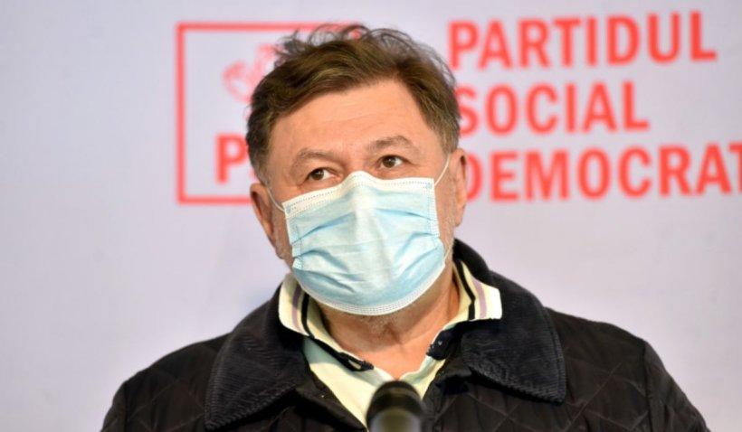 """Alexandru Rafila: """"În toamnă s-ar putea să asistăm la un nou val al pandemiei"""""""