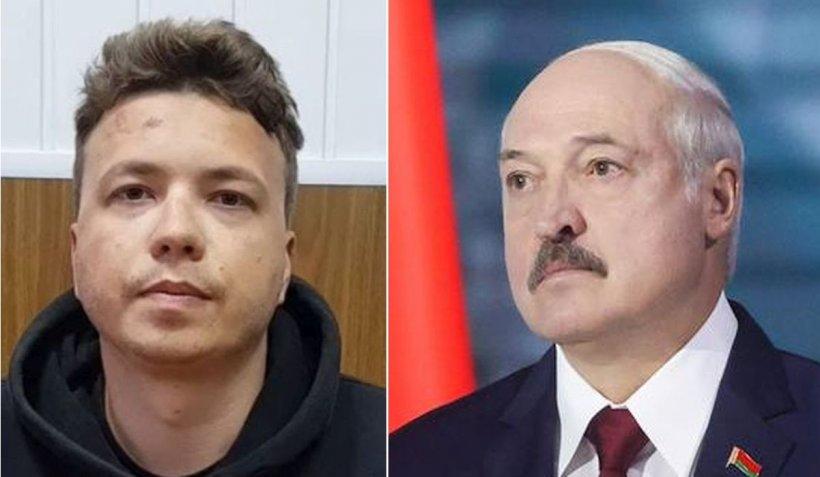 Belarus anunță că invită SUA și Uniunea Europeană să investigheze deturnarea avionului cu Roman Protasevici la bord