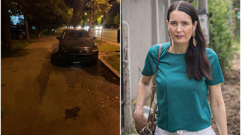 """Clotilde Armand, în război cu bucureştenii pe tema parcărilor. Alexandru Ganci: """"Toată societatea ţipă că se măresc taxele de parcare"""""""