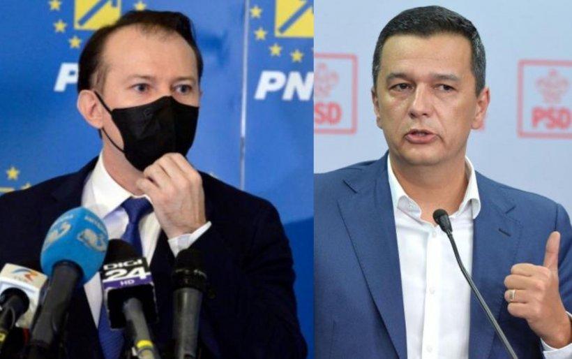 Grindeanu: Unele declarații ale domnului Florin Cîțu sunt incredibil de mincinoase
