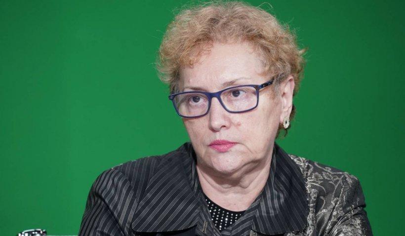 """Renate Weber, despre miza înlocuirii sale din funcția de Avocat al Poporului: """"Am fost hărțuită"""""""