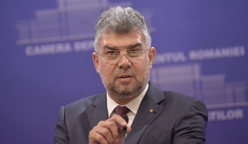 PSD depune pe 14 iunie moțiunea de cenzură împotriva guvernului Cîțu