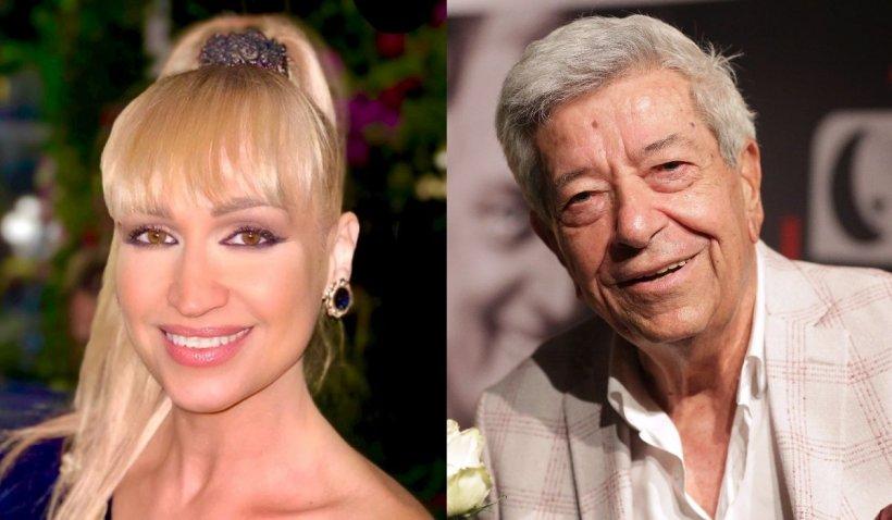 """Fosta soție a lui Ion Dichiseanu, mesaj emoționant după înmormântarea artistului: """"Steaua mea e tristă, nu mai strălucește"""""""
