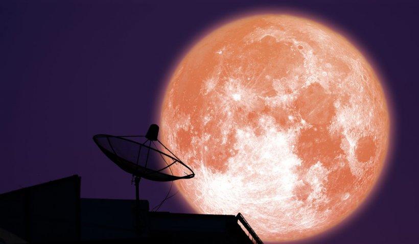 Luna Sângerie 26 mai 2021. Fenomen astronomic unic