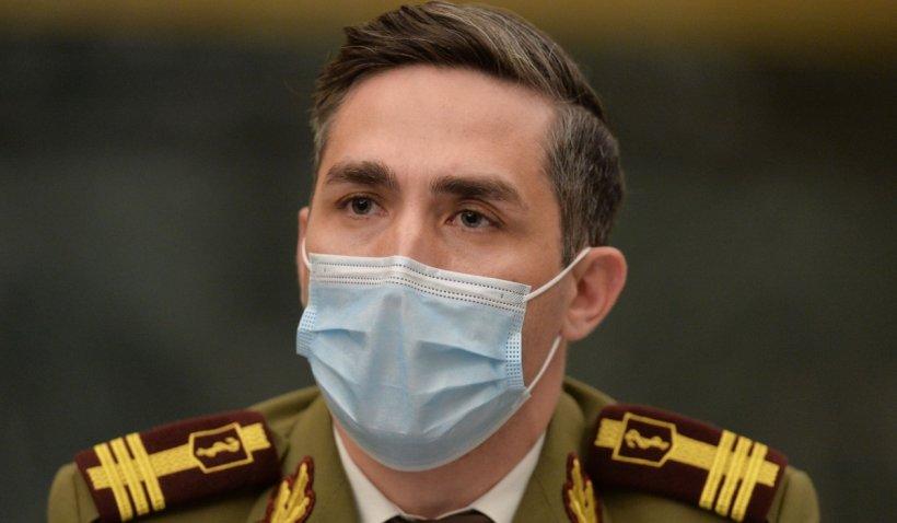 Valeriu Gheorghiță: Dacă nu vaccinăm suficiente persoane, trecerea prin boală nu va oferi protecție în fața tulpinilor noi