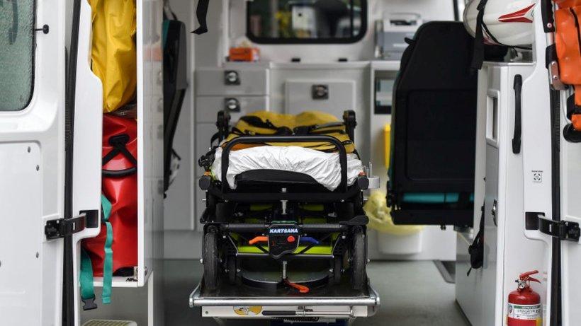 Accident grav în Prahova! Șapte persoane au ajuns la spital, între care și trei copii