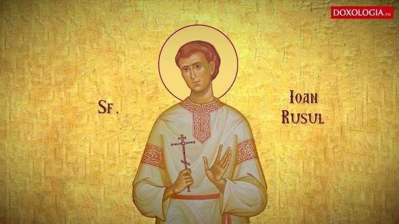Calendar ortodox 27 mai 2021. Rugăciunea vindecătoare de Sfântul Ioan Rusul