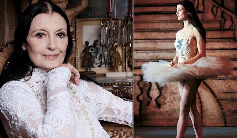 Carla Fracci, una din cele mai celebre balerine, a murit la 84 de ani
