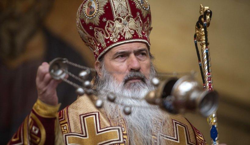 ÎPS Teodosie aduce documente importante de la Vatican, în conflictul cu Patriarhul Daniel