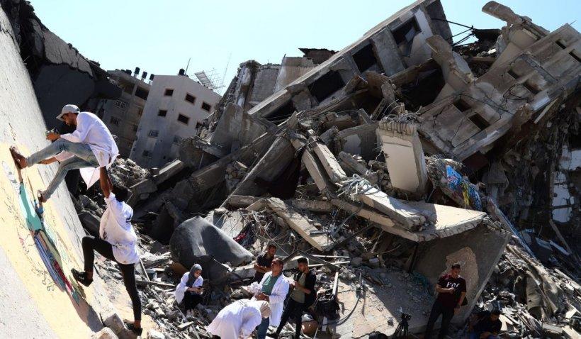 Oficial ONU: Loviturile aeriene ale Israelului în Gaza, pasibile de a fi considerate crime de război