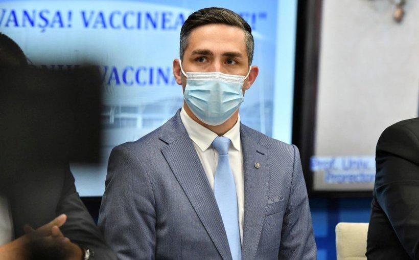 """Valeriu Gheorghiță: """"Vaccinare copiilor între 12 și 16 ani ar putea începe în prima săptămână din iunie"""""""