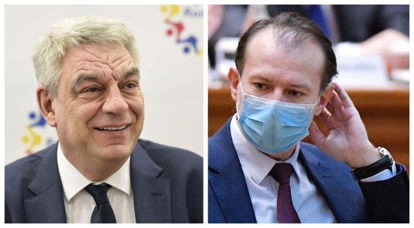 """Mihai Tudose, val de ironii la adresa lui Cîțu: """"Eseele"""" băiatului de mingi, antrenat de """"briciul"""" austerității"""""""