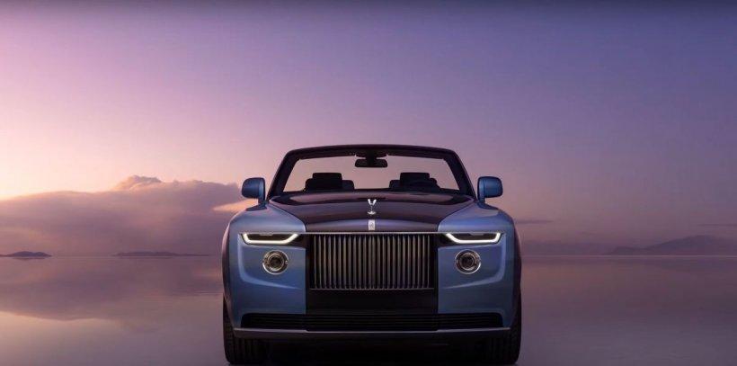 Cum arată şi cât costă cea mai scumpă maşină din lume