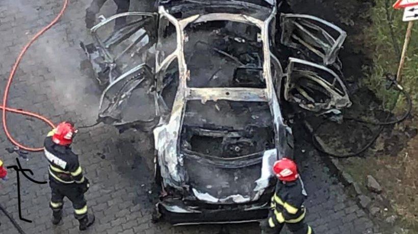 Bomba care l-a omorât pe omul de afaceri din Arad, montată sub scaunul șoferului. Ce au găsit autoritățile în mașină