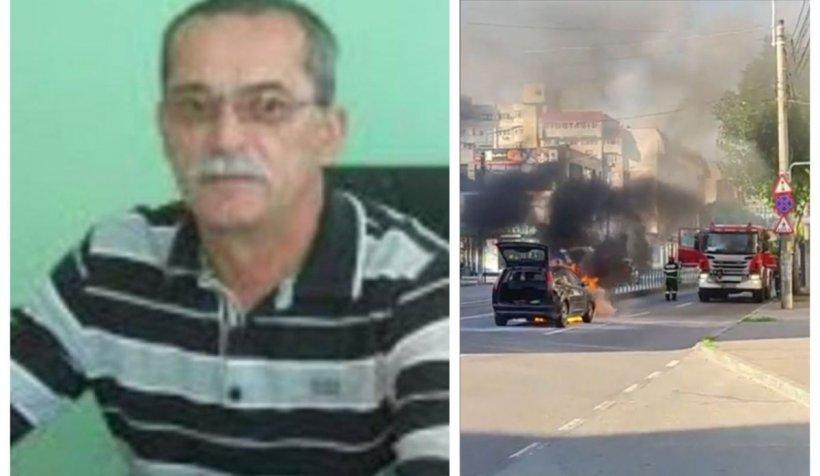 Cine este omul de afaceri din Arad, ars de viu după ce bolidul i-a explodat într-o parcare