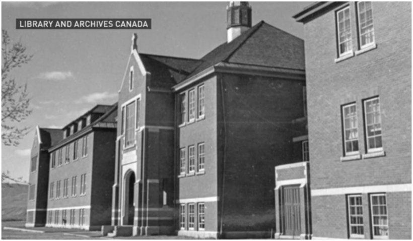 Rămăşiţele a 215 copii, găsite îngropate lângă o şcoală, în Canada