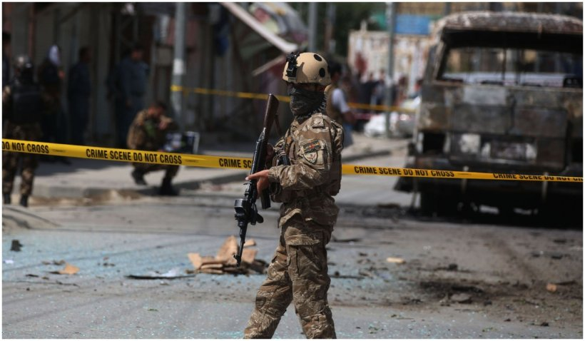 Cel puţin patru morţi în urma unui atentat cu bombă la Kabul