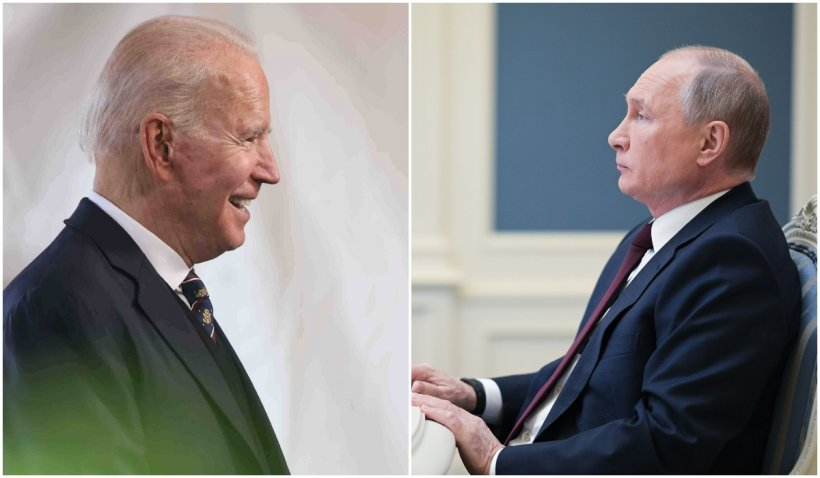 Biden promite că-i va spune lui Putin la întâlnirea de luna viitoare, că nu-l va lăsa să încalce drepturile omului