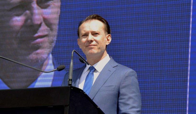 """Florin Cîțu: """"Liberalismul a salvat România din criză. România are nevoie de un suflu nou"""""""
