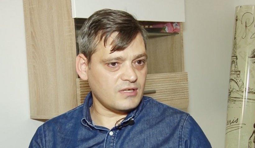 """Povestea lui Valentin, medic ATI la Timișoara. A fost abandonat de mama sa pe o linie de cale ferată: """"Viața a fost una antrenantă"""""""