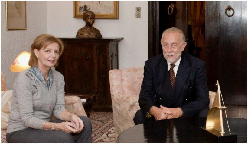 Doliu la Casa Regală a României: A murit vărul Regelui Mihai, principele Amedeo de Savoia