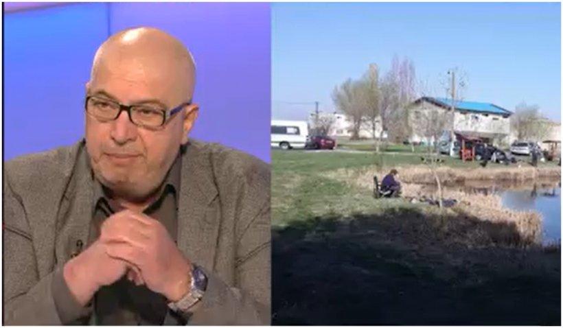 Sorin Ovidiu Bălan despre asasinatul de la Arad: Trebuia să se transmită un mesaj. Nu cel care a sărit în aer cu mașina este victima principală urmărită