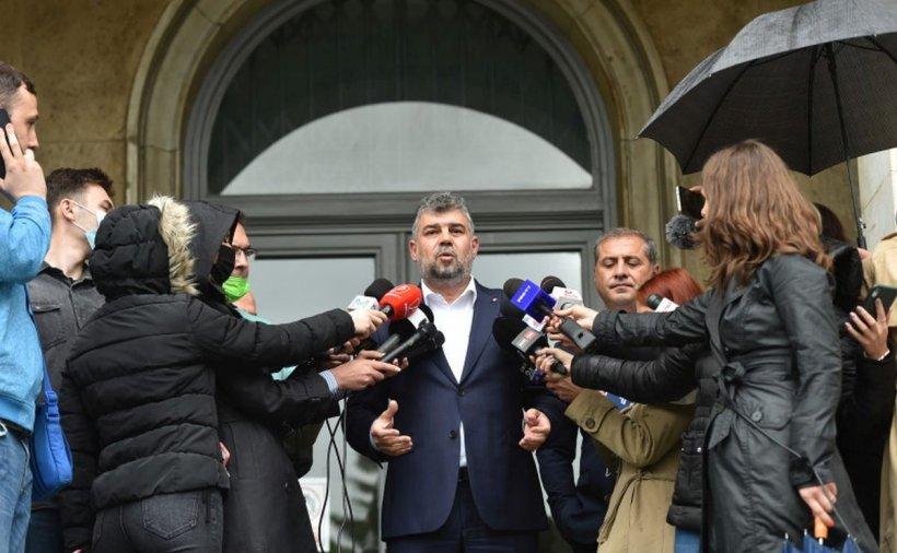 """Marcel Ciolacu, despre PNRR: """"Sărăcirea românilor și scăderea nivelului lor de trai, sub forma așa-ziselor reforme"""""""