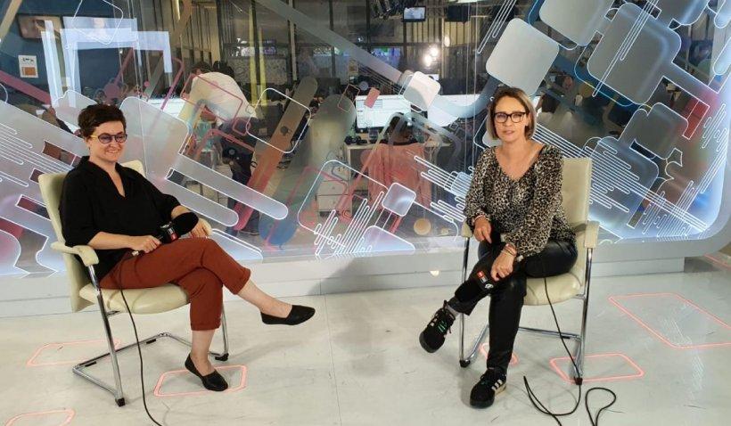 ANTENA3.RO LIVE.  Despre planificare, timp, eficiență cu Erika Popliceanu și Maria Coman