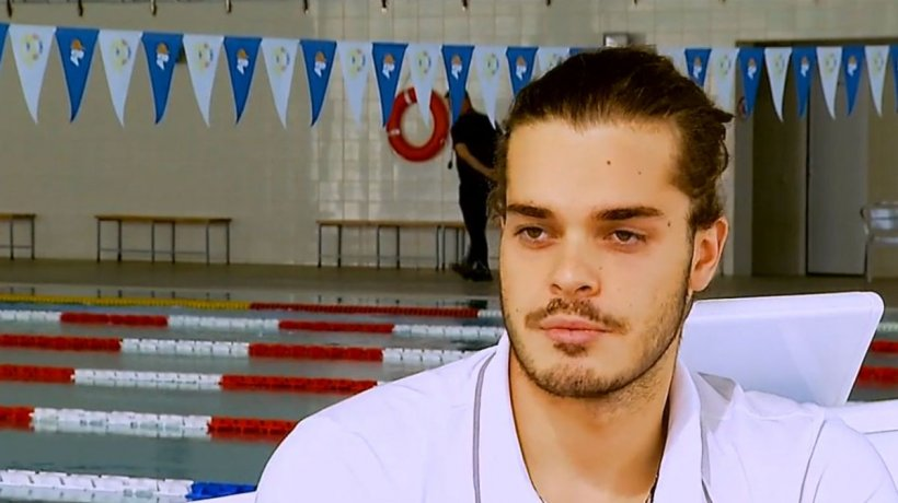 Interviu cu Robert Glinţă, cel mai rapid înotător din istoria României