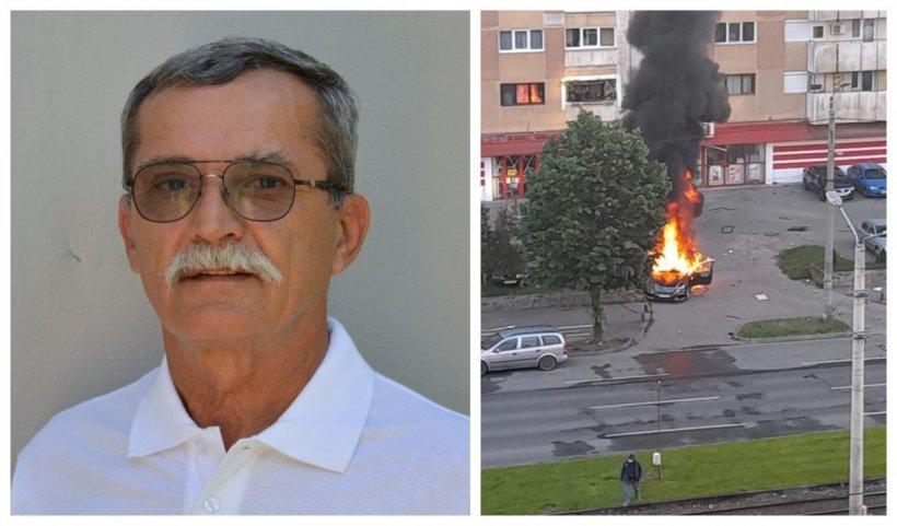 """Fost militar SRI, despre explozibilul care ar fi fost folosit în asasinarea lui Ioan Crișan: """"Este nevoie de un detonator"""""""