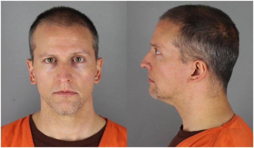 Poliţistul american care l-a omorât pe George Floyd cere o pedeapsă minimă