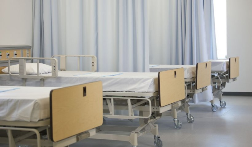 Spitalul COVID-19 din Târgu Cărbuneşti a rămas fără pacienţi, după ce ultimul bolnav a fost externat
