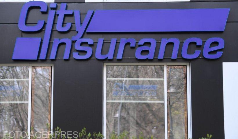 Amenzi record pentru City Insurance şi membrii Consiliului de Supraveghere
