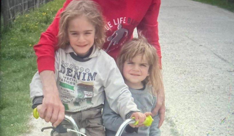 Florinel şi Maria, cei doi copii dispăruţi în Mehadia, au fugit de acasă pentru că erau bătuţi cu urzici