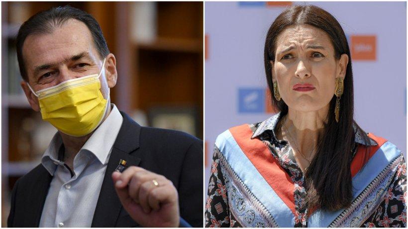 Reacţia lui Ludovic Orban despre scandalul generat de Clotilde Armand în Sectorul 1