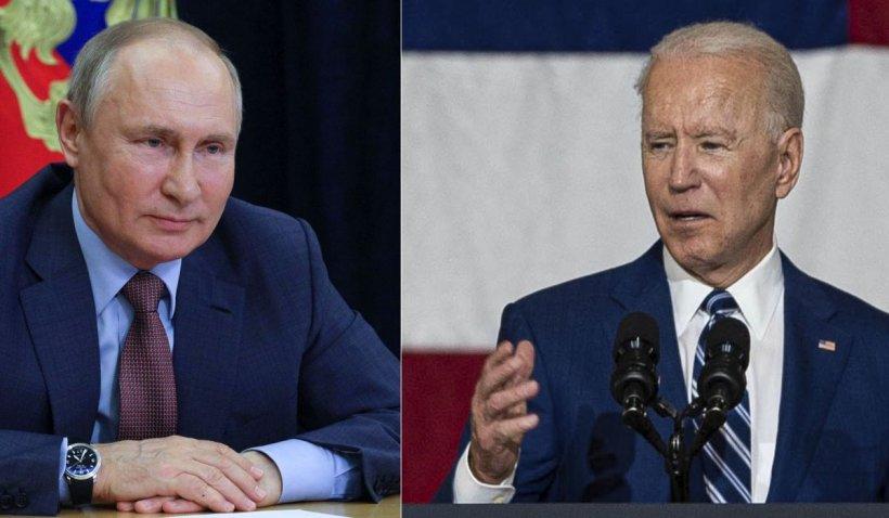 Vladimir Putin speră că, după întâlnirea cu Joe Biden la Geneva, relațiile dintre SUA și Rusia se vor îmbunătăți
