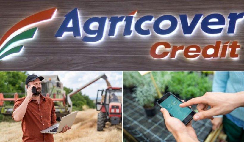 Agricover Credit. Programe speciale pentru fermieri, investiţii pentru terenuri şi irigaţii
