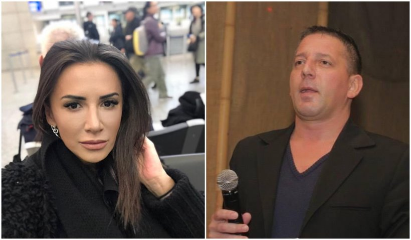 """Prietenii nu s-au obosit să participe la parastasul de un al lui Costin Mărculescu. Mara Bănică: """"A fost trist"""""""