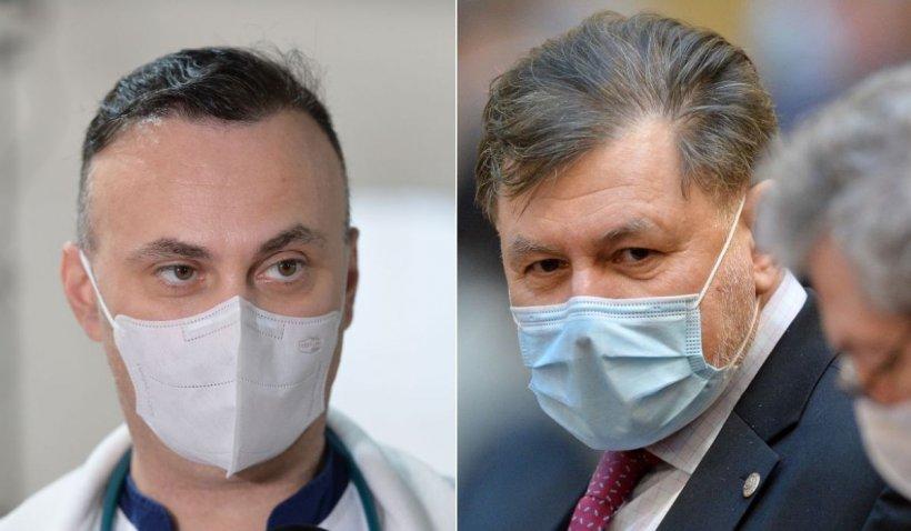 """Alexandru Rafila şi Adrian Marinescu, evoluţia pandemiei în 2021: """"Va fi o vară liniştită, probleme ar putea să apară la toamnă"""""""