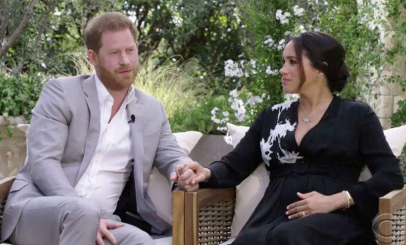 Prințul Harry și Meghan Markle au devenit părinți pentru a doua oară. Ce nume au ales pentru fetița lor
