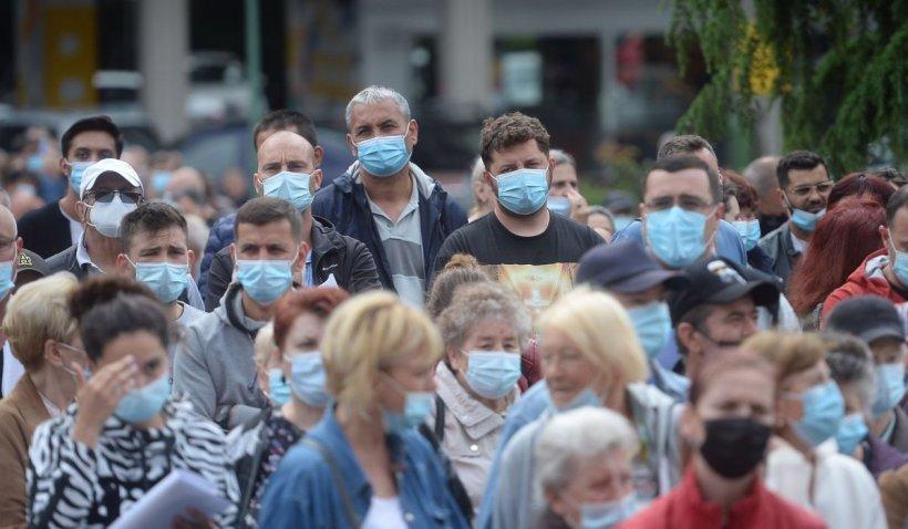 Peste 58.000 de români s-au vaccinat în ultimele 24 de ore. Au fost raportate 17 reacții adverse